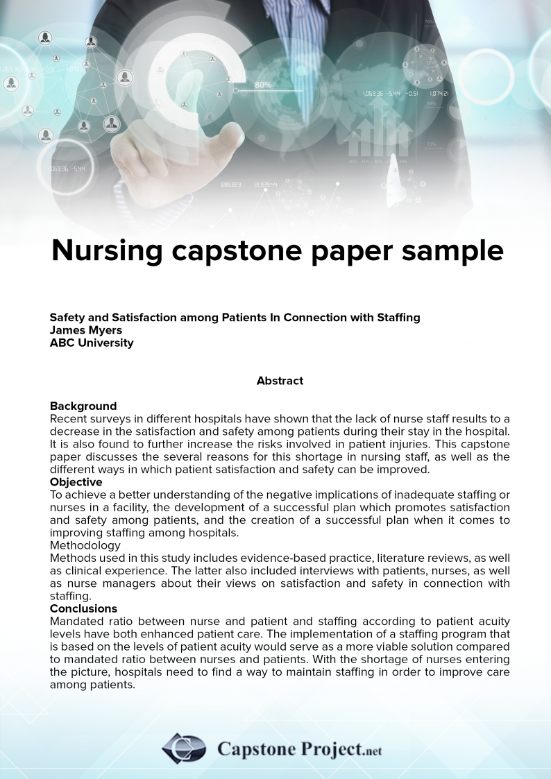 capstone research paper