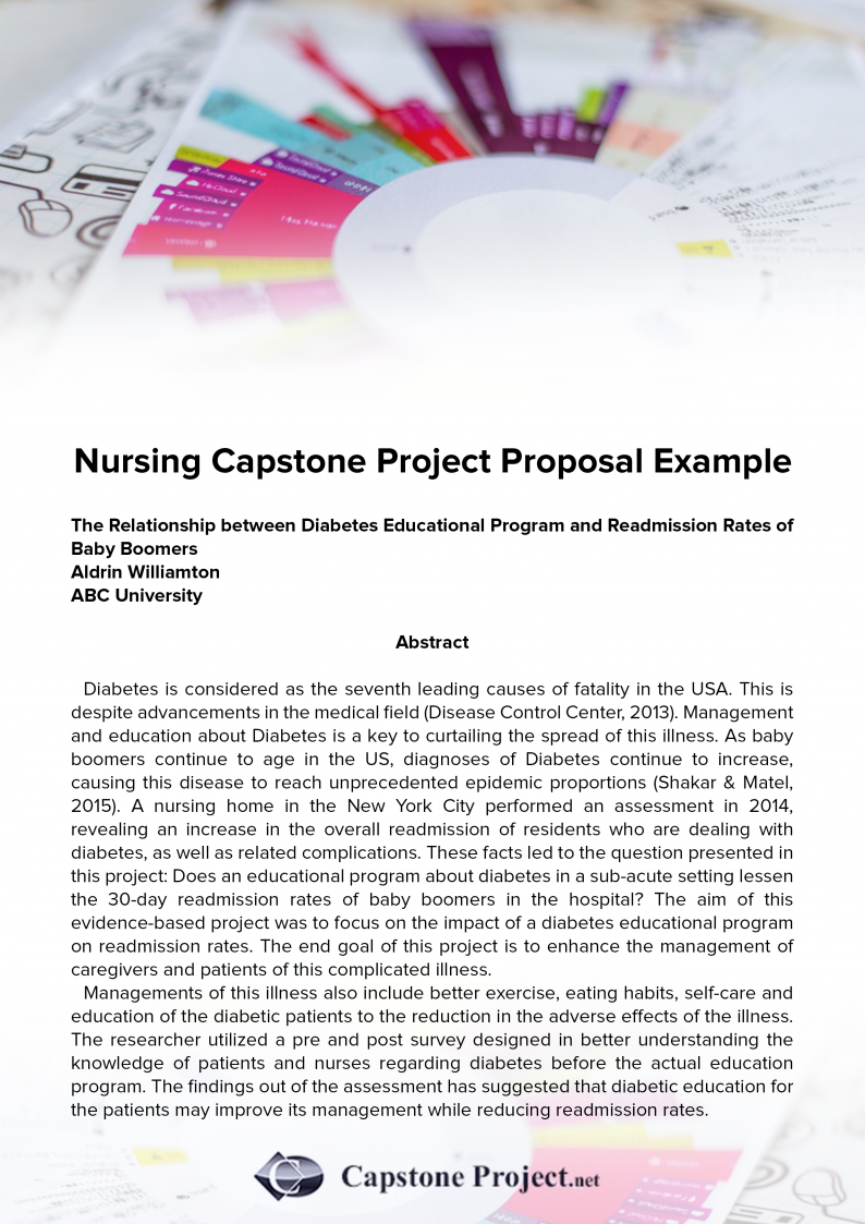 nursing research project papers From enhancing self-management to helping seniors receive continuity of care, learn how nursing research is paving the way to improve patient outcomes.
