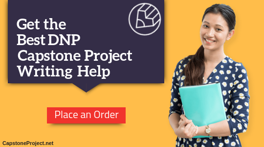 expert dnp capstone projects