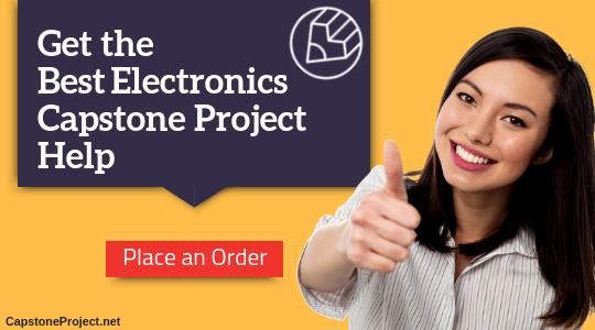 electronics capstone project ideas