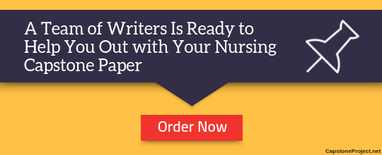 expert nursing senior project ideas