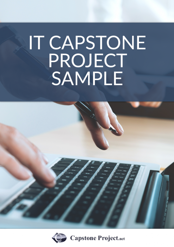 impressive it capstone project sample