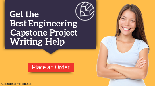 professional engineering capstone project ideas