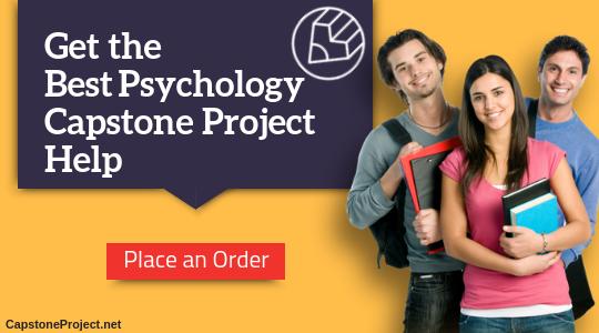 professional psychology capstone ideas
