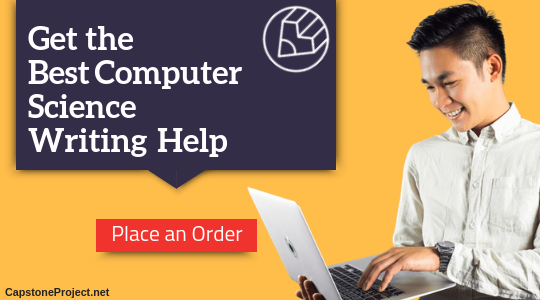 great computer science capstone project ideas for your paper