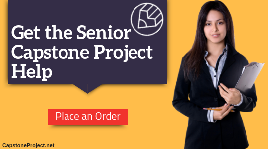 professional senior capstone project ideas