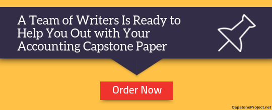 capstone accounting assistance