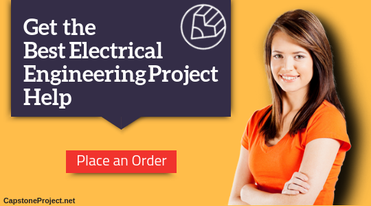 expert electrical engineering capstone project ideas