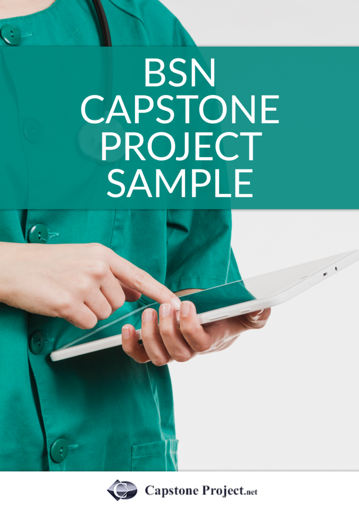 informative bsn capstone project sample
