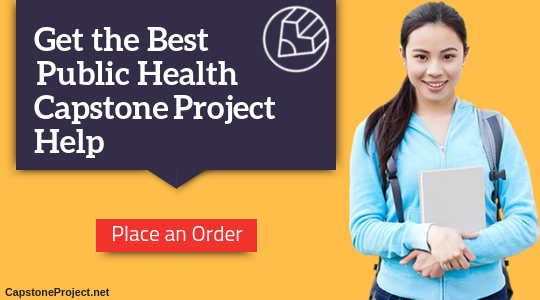public health capstone project ideas list