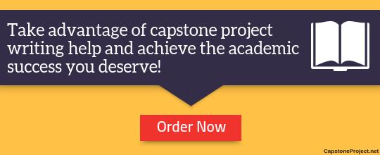 it capstone project