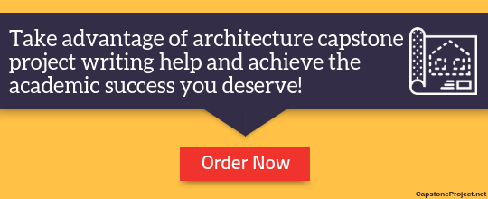capstone project architecture help online