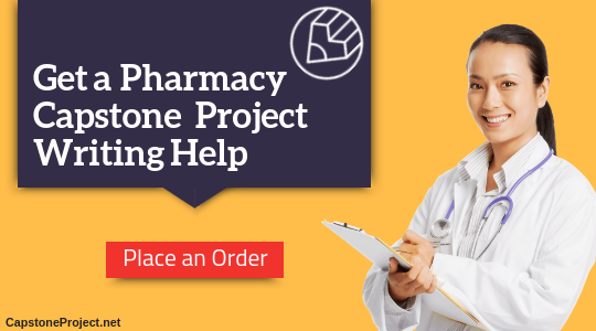 capstone project pharmacy writing help
