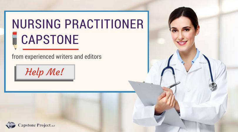 nurse practitioner capstone paper help