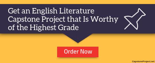 capstone project literature writing service