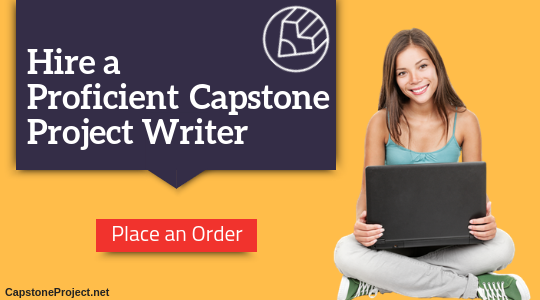 apa format for capstone project writing help