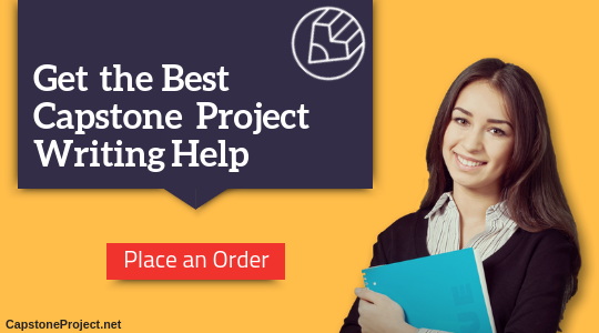 how to write a capstone paper online