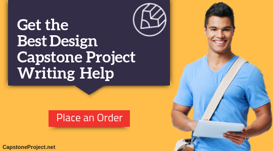 professional capstone design projects