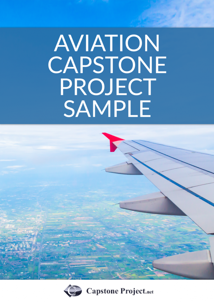 great aviation capstone project sample