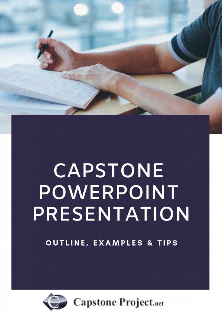 capstone powerpoint presentation guide